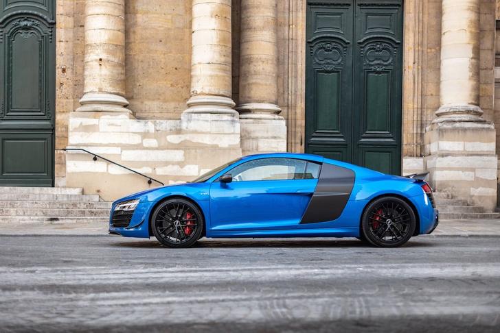 Фото №10 - Упрямый характер: история и современность марки Audi