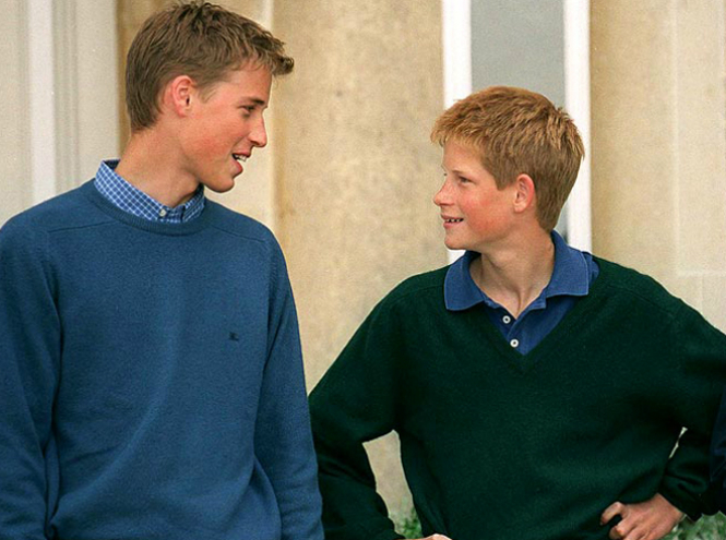 Фото №3 - Принц Гарри: путь от хулигана до примерного мальчика