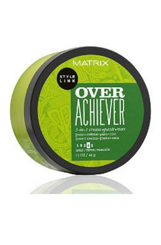 Крем+паста+воск для волос Style Link Over Achiever от Matrix