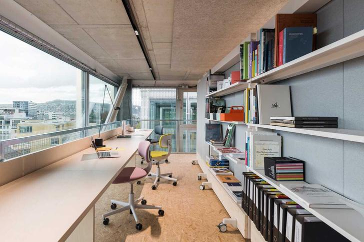 Фото №9 - Танцующий офис: студия дизайнера Стефана Хюрлеманна