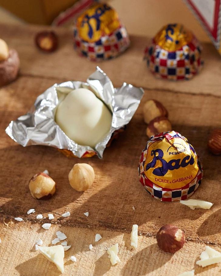 Фото №2 - Хочу шоколадные конфеты Dolce & Gabbana с орехом и лимонной начинкой