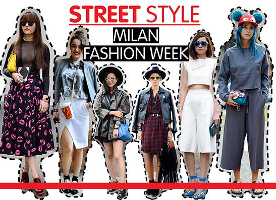 Фото №1 - Street style: Неделя моды в Милане
