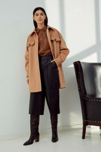 Фото №3 - Выбор дизайнеров: 5 главных моделей пальто этой осени