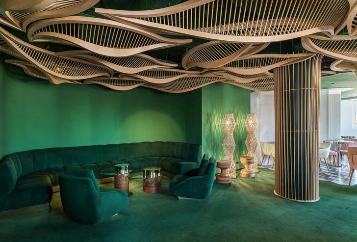 Фото №3 - Яркий отель Room Mate Macarena в центре Мадрида