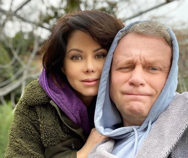 Сергей Жигунов фото, новая жена Жигунова фото