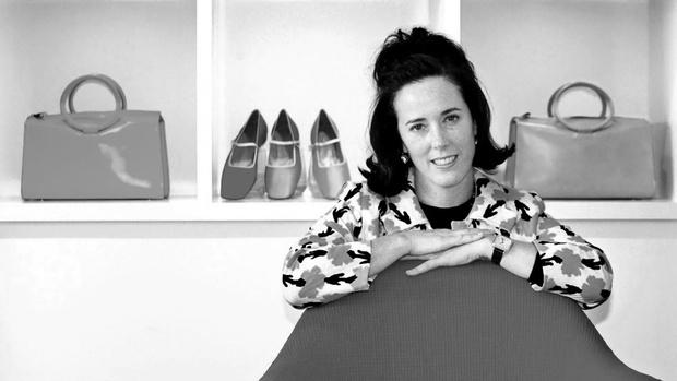 Фото №1 - Американский дизайнер Кейт Спейд покончила с собой