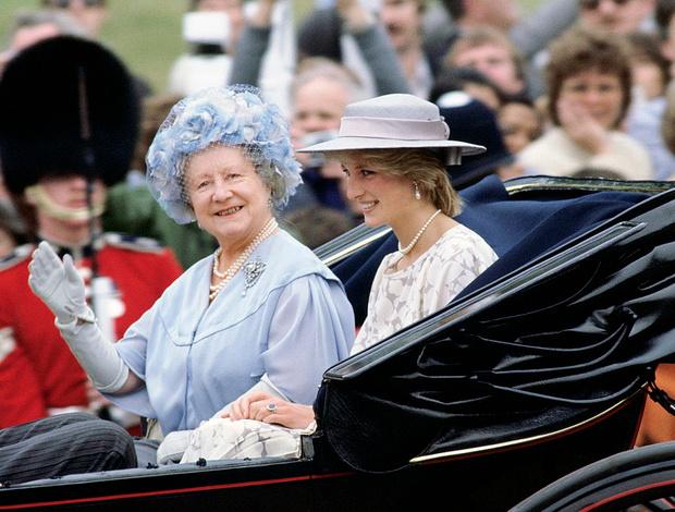 Фото №4 - Честь Короны: как принцесса Маргарет «защищала» семью от Дианы