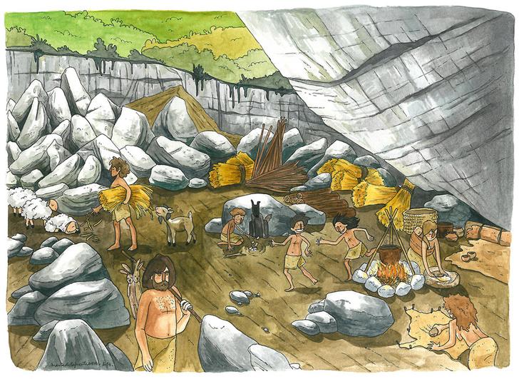 Фото №1 - Разгадана тайна происхождения басков