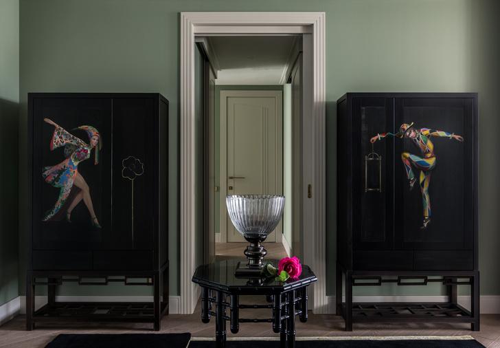 Фото №1 - Квартира 170 м² для красивой харизматичной пары