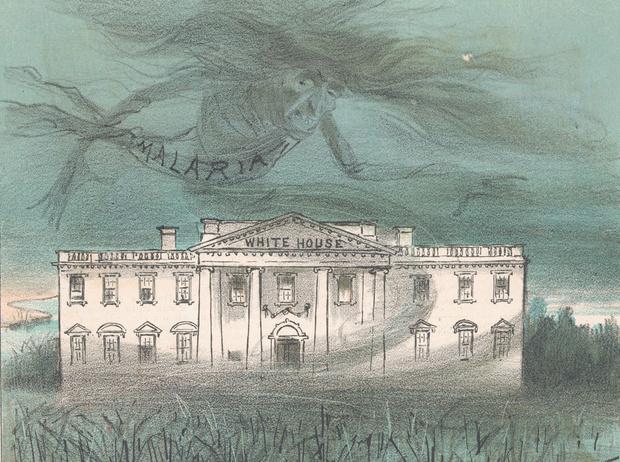 Фото №3 - Потусторонние соседи Трампов: какие призраки обитают в Белом доме
