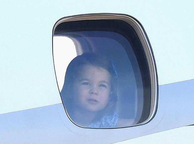 Фото №13 - Мама, ну идем же: принцессе Шарлотте не терпелось покинуть Польшу