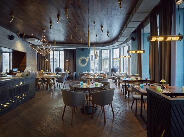 Фото №3 - 7 ресторанов Москвы, где подают лучшие завтраки