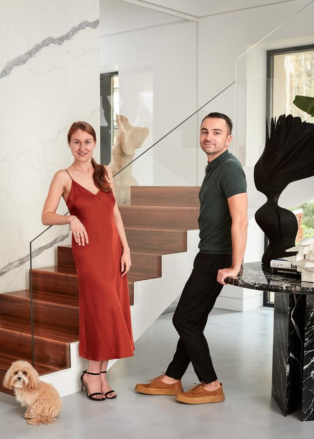 Фото №1 - Портфолио: лучшие проекты бюро Alexander Kozlov Interiors
