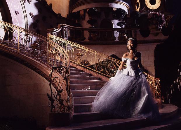Фото №7 - Как менялась Золушка в кино: 10 образов из экранизаций разных лет