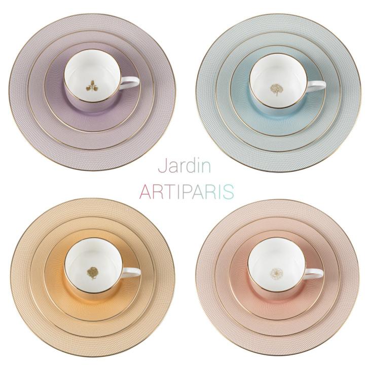Фото №3 - Jardin Artiparis: коллекция фарфора Натальи Ледо для ИФЗ