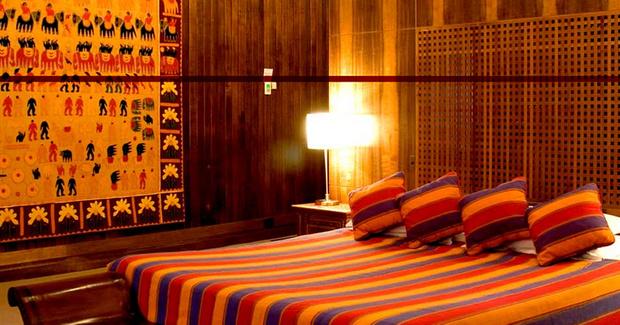 Фото №4 - Топ-10 самых элегантных арт-отелей