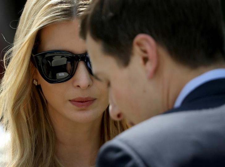 Фото №4 - Почему Иванка Трамп до сих пор не покинула Белый дом