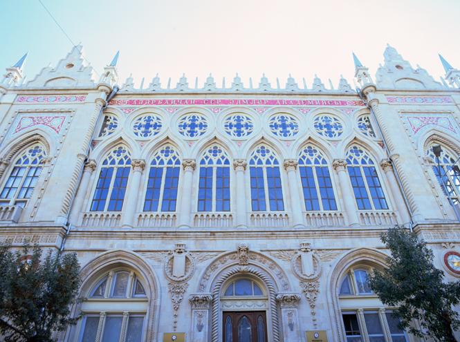 Фото №6 - На Восток: едем на шоппинг в Баку