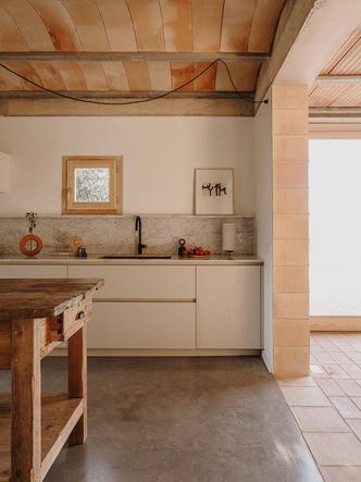 Фото №6 - Дом из природных материалов в Каталонии