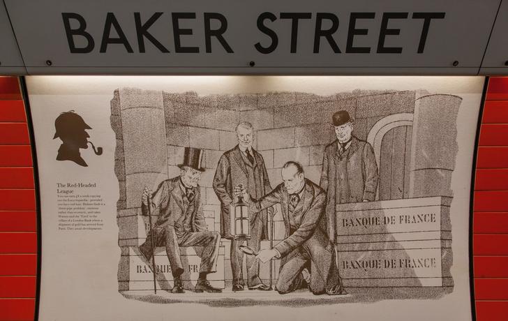Фото №1 - 10 любимых  мест Шерлока Холмса в Лондоне