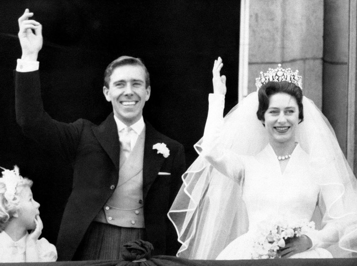 Фото №1 - Королевская свадьба #2: как выходила замуж «запасная» принцесса Маргарет