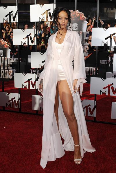 Рианна на церемонии MTV Movie Awards 2014