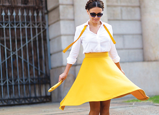 Фото №1 - World Fashion Channel проводит конкурс для всех модниц