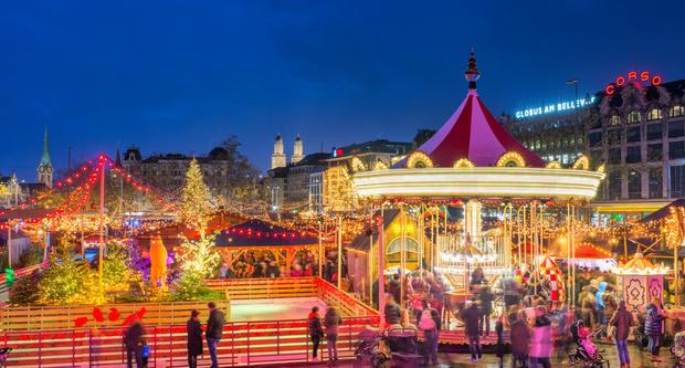 Фото №3 - Самые красивые рождественские ярмарки в Европе: 15 городов