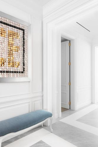 Фото №4 - Апартаменты с парижской атмосферой в Нью-Йорке