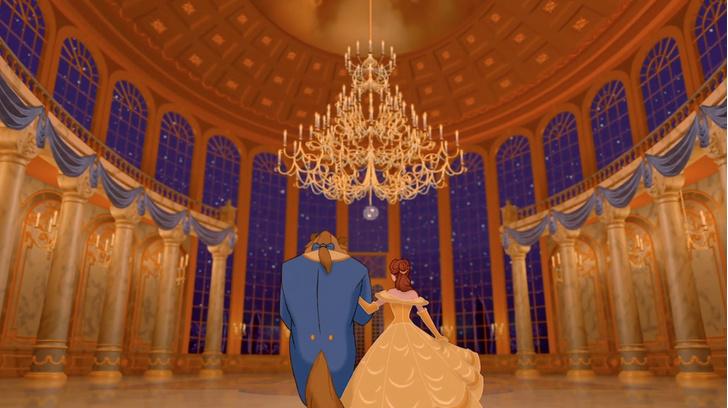 Замок Чудовища