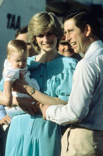 Фото №23 - Малыши-путешественники: первые зарубежные туры королевских детей