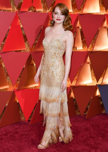 Фото №6 - Эмма Стоун: 10 лучших нарядов самой богатой актрисы Голливуда