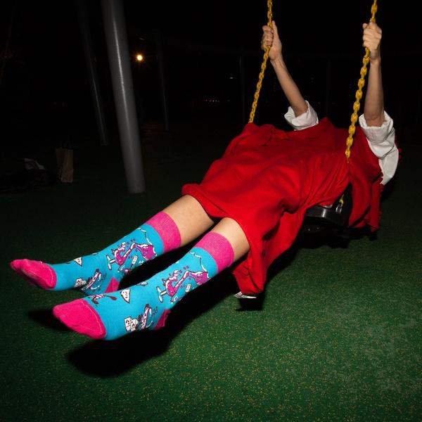 Фото №2 - Что будет с телом, если ты станешь спать в носках