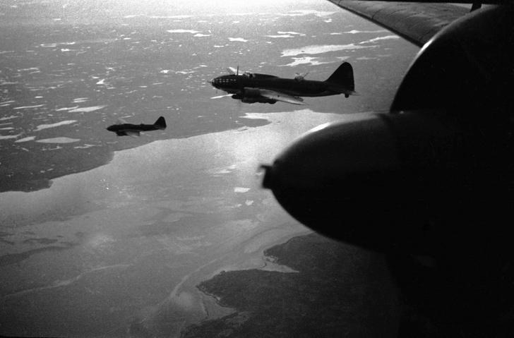 Фото №3 - Будни дальнобойщика: Ил-4, который первым бомбил Берлин