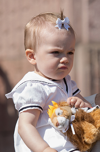 Фото №26 - «Деревянные игрушки»: во что играют дети королей