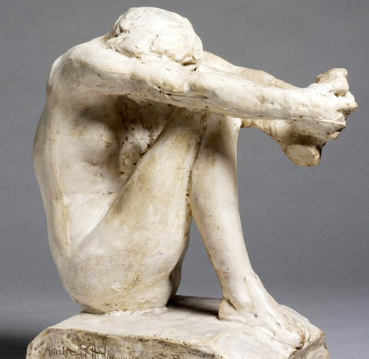 Фото №11 - Восставшие из ада: «Мыслитель» Родена и покинувший «Врата ада»