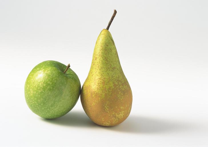 Фото №1 - «Яблоко» или «груша»: ученые выяснили, какой жир опаснее