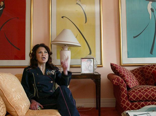 Фото №8 - Хозяйка железной горы: история успеха Джорджины Райнхарт, миллиардерши из списка Forbes