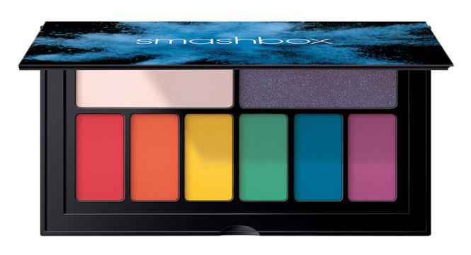 Фото №5 - В ярких красках: топ-5 цветных палеток на это лето
