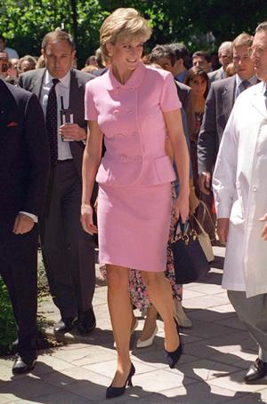 Фото №8 - Леди Диана и Lady Dior: история любви принцессы и сумки