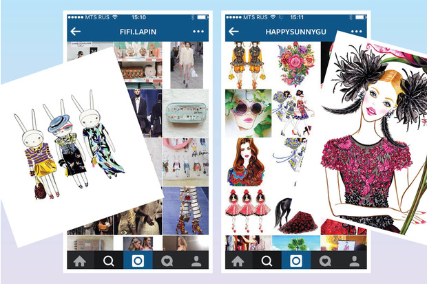 Фото №10 - 20 fashion-иллюстраторов, на которых стоит подписаться в Инстаграме