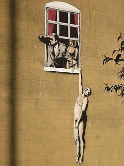 Фото №5 - Вандалы-художники с городских помоек