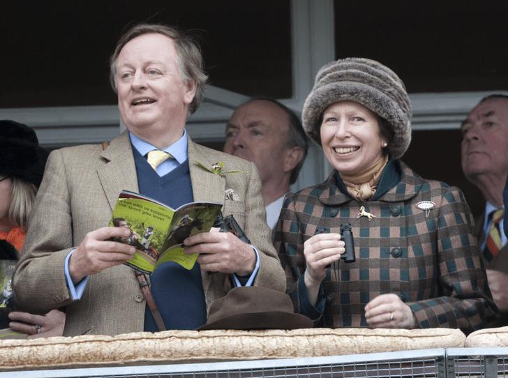 Фото №3 - Королевский союз: герцогиня Камилла и ее дружба с принцессой Анной