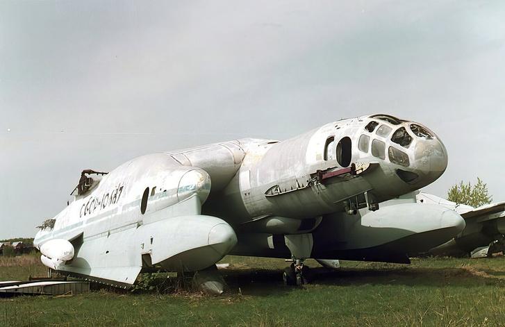 Фото №5 - «Некрасивые самолеты не летают»: 5 неудачных прототипов летательных аппаратов