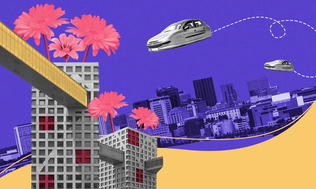 Фото №1 - Будущее здесь: самые авангардные проекты ЖК