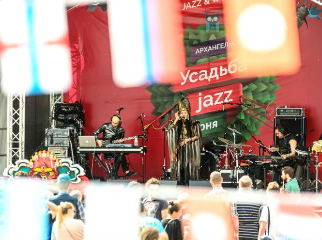 Фото №1 - Четырнадцатый фестиваль Усадьба Jazz