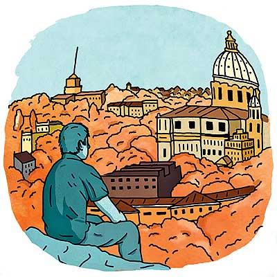 Фото №3 - Выходные в Риме