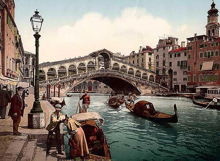 Фото №2 - Мост Риальто