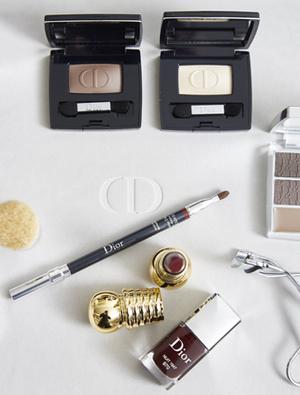 Фото №2 - Как повторить макияж с показа Dior Pre-Fall'16