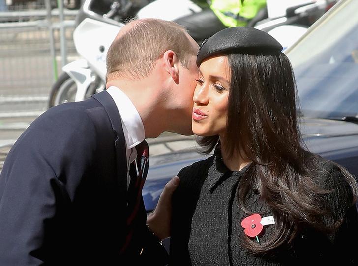 Фото №12 - Насколько герцогиня Меган уже сблизилась с королевской семьей